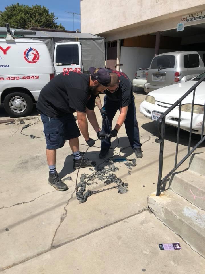 Emergency Plumber in Rancho San Diego, California (6455)