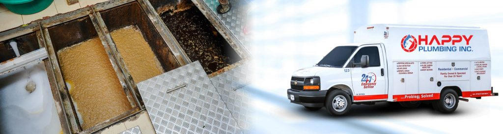 grease trap repair and installation San Diego